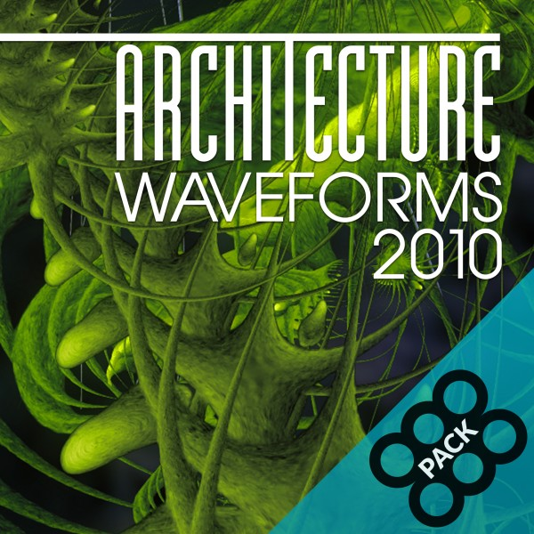 Architecture Waveforms 64 Pack