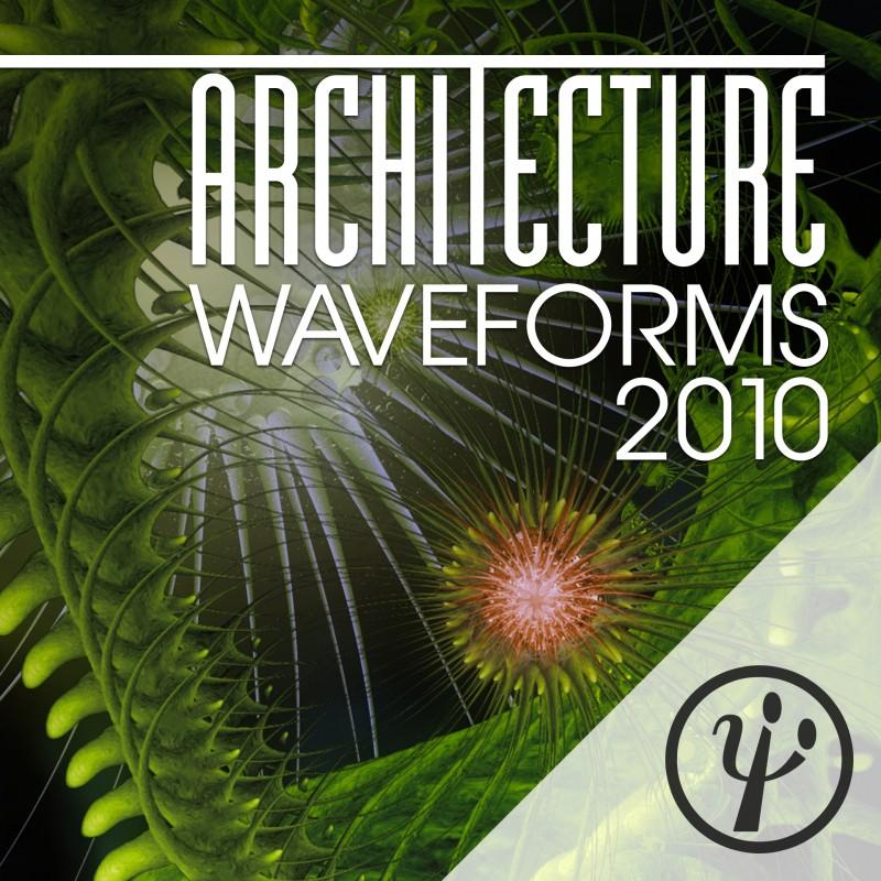 Architecture Waveforms 2010 - MetaSynth