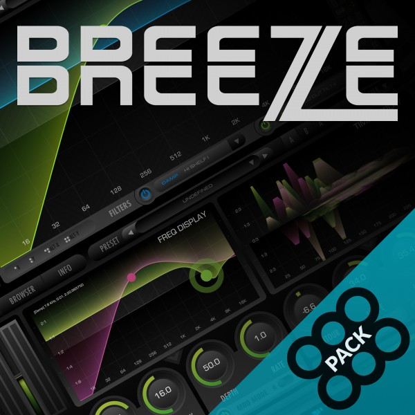 Breeze 2.5 Pack