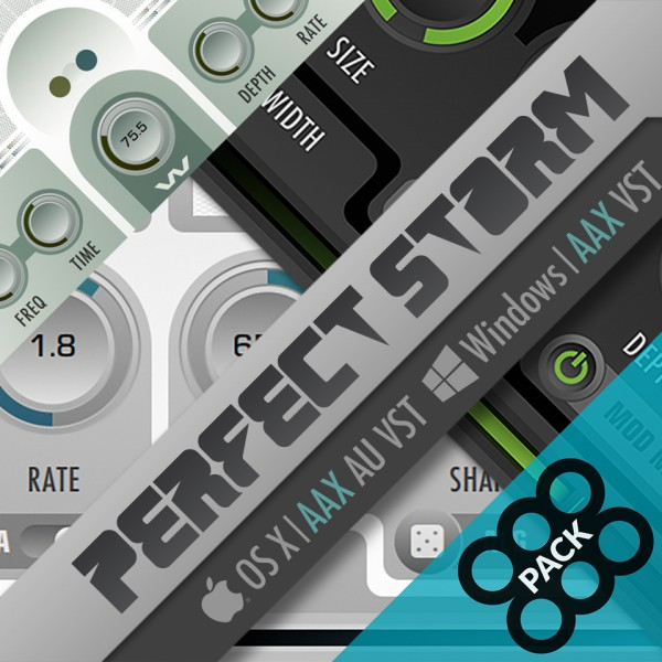 Perfect Storm 3.5 Pack