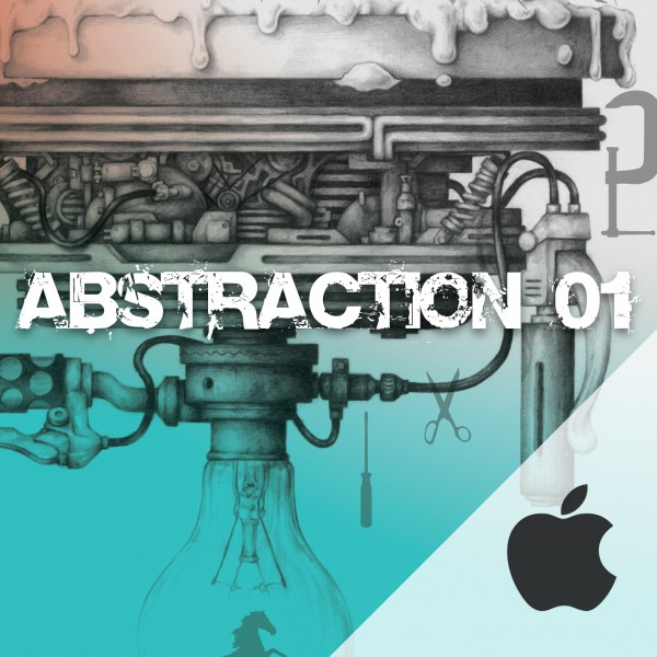 Abstraction 01 - Apple Loops